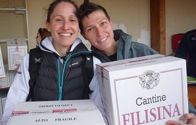 Anna e Mara: le gemelle del gol della Falegnameria