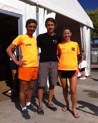 Matteo, Noè e Anna A Flero