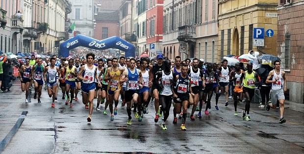 Partenza Maratonina di Cremona - By Podisti.net